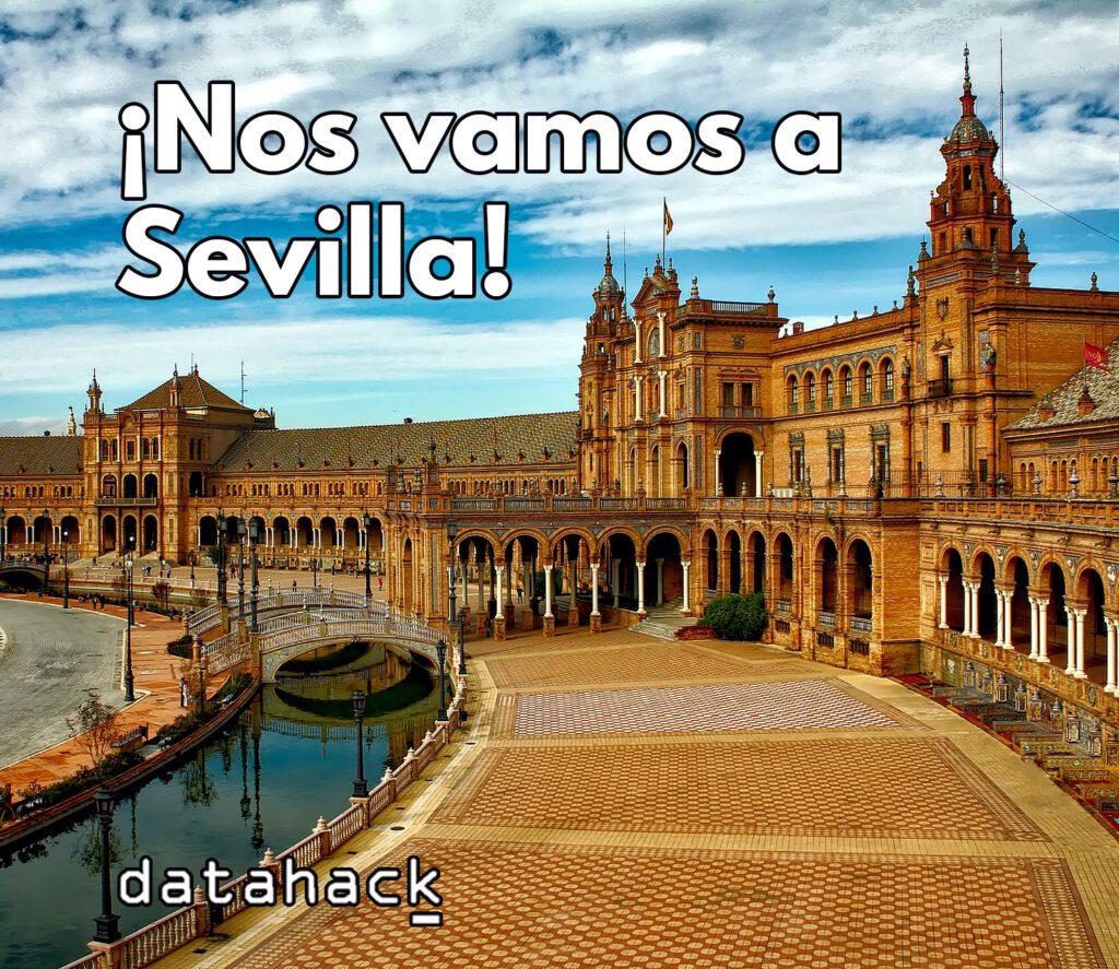 datahack en Sevilla