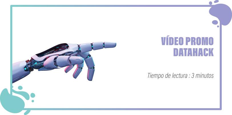 vídeo promocional datahack