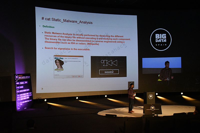 Rubén Martínez, speaker en Big Data Spain 2017