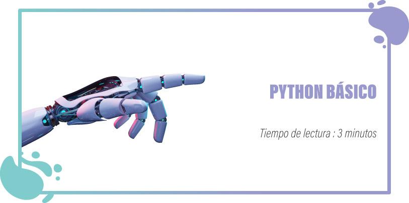 python básico