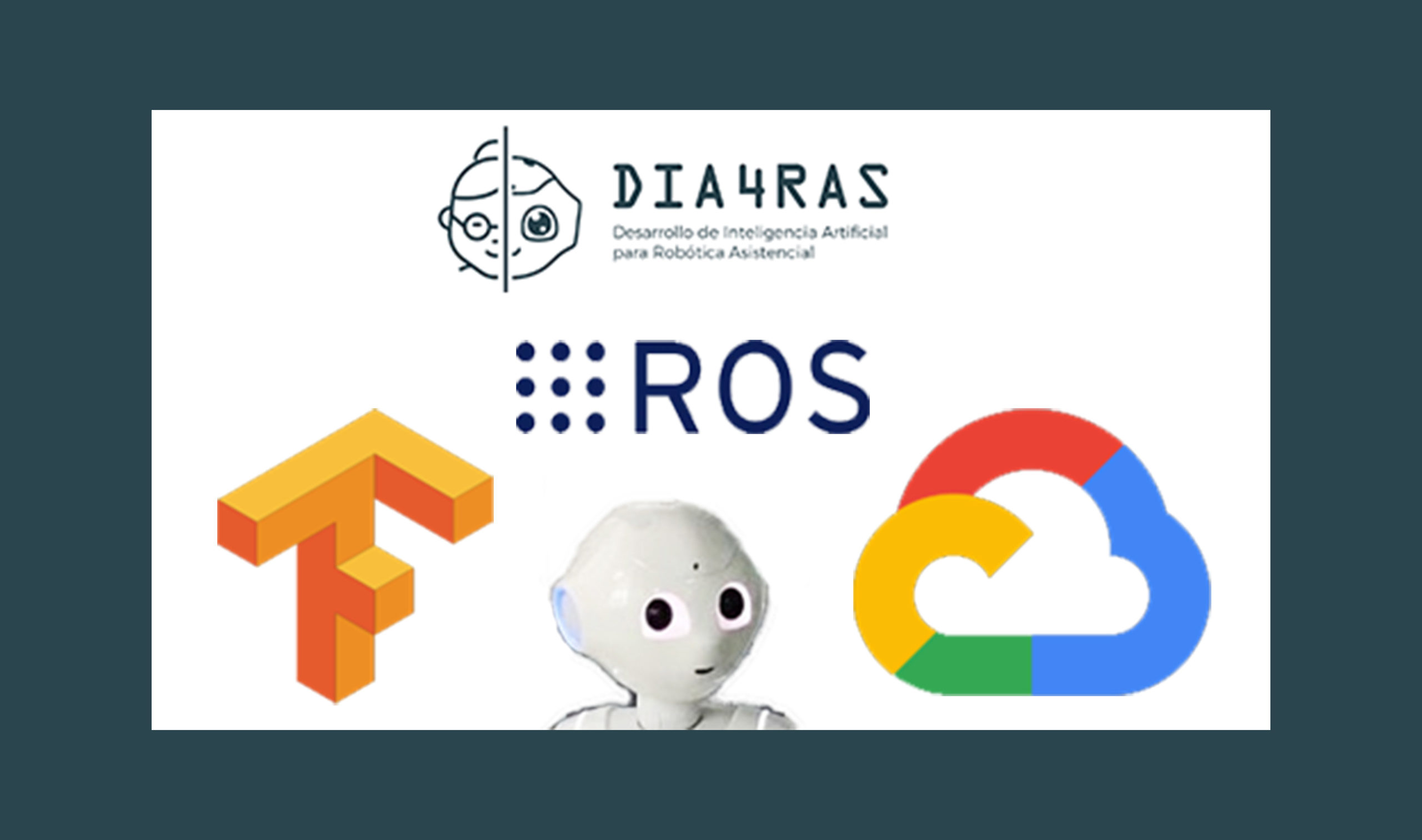 DIA4RA herramientas Tensorflow Google Cloud Platform ROS