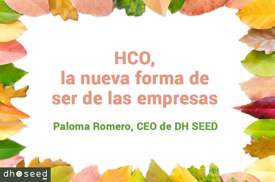 HCO la nueva forma de ser de las empresas