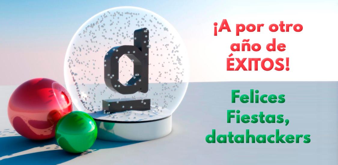 año exitos datahack mejores expertos en big data