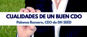cualidades de un buen chief data officer