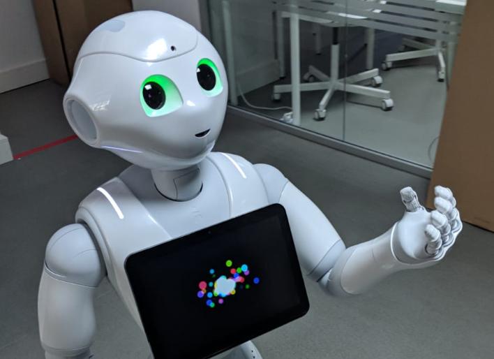 robot aida proyecto dia4ra máquina de estados