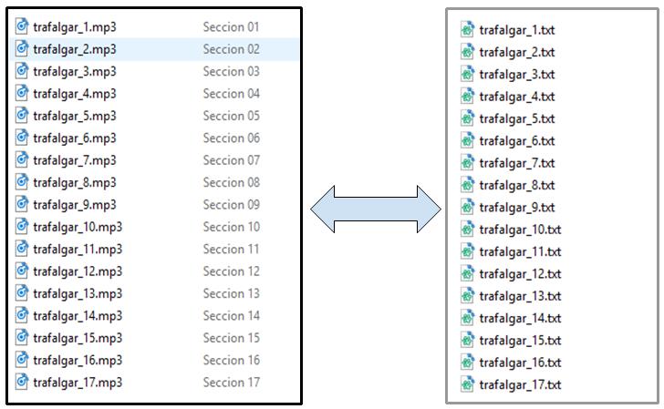 Speech to Text con Tensorflow modelo datahack