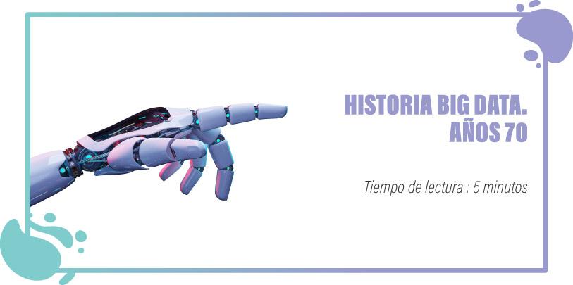 Historia Big Data