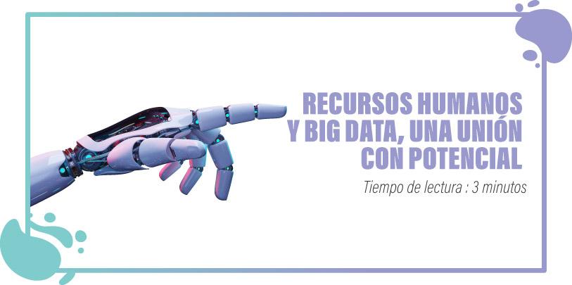 Recursos humanos y big data