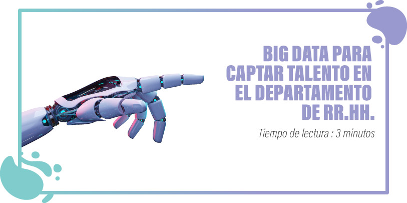 Big data para captar talento