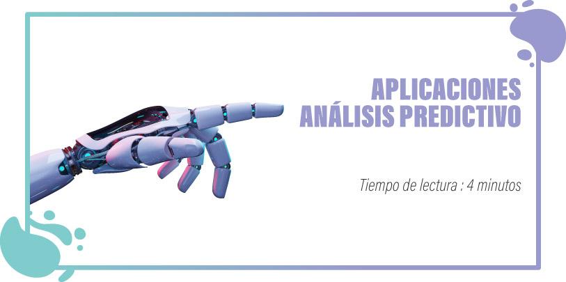 aplicaciones análisis predictivo