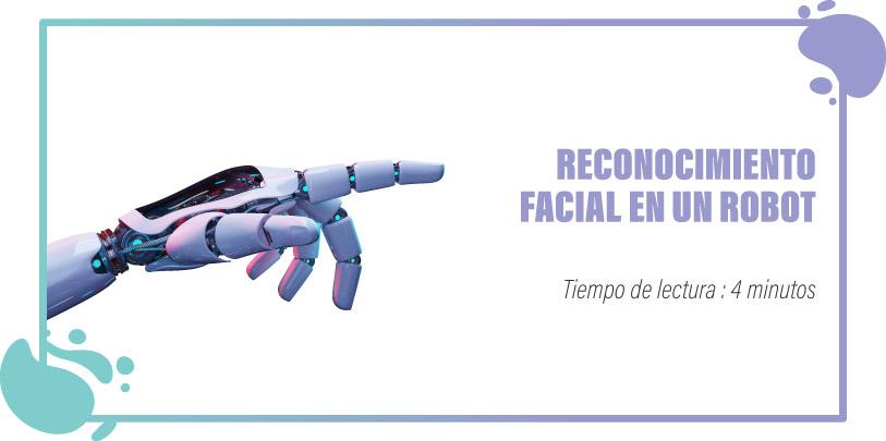 reconocimiento facial robot