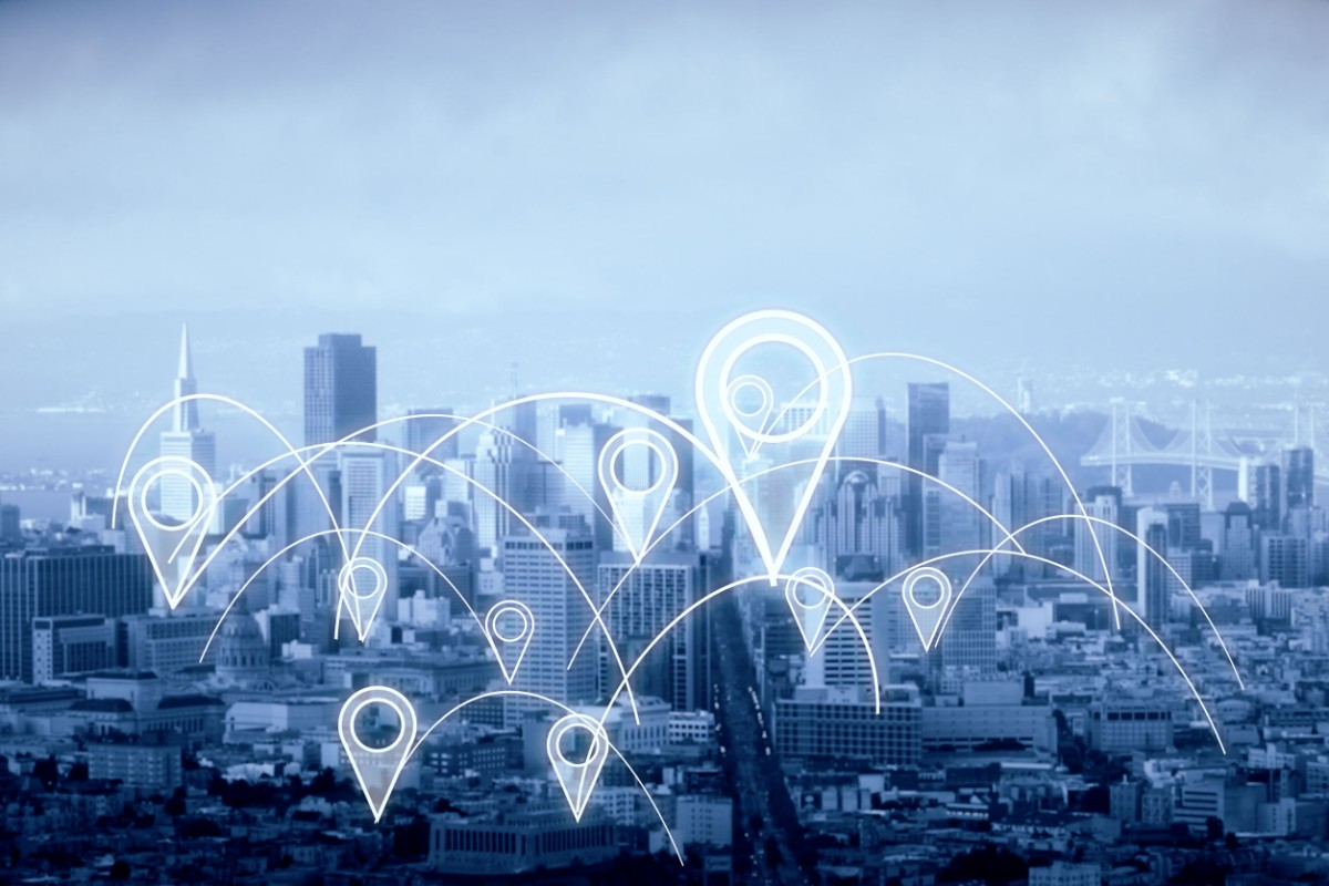 La geolocalización es un aspecto importante del Big Data inmobiliario