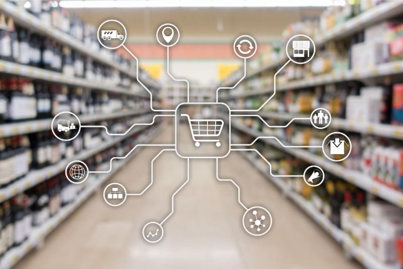 Diagrama del funcionamiento del Big Data en el e-Commerce