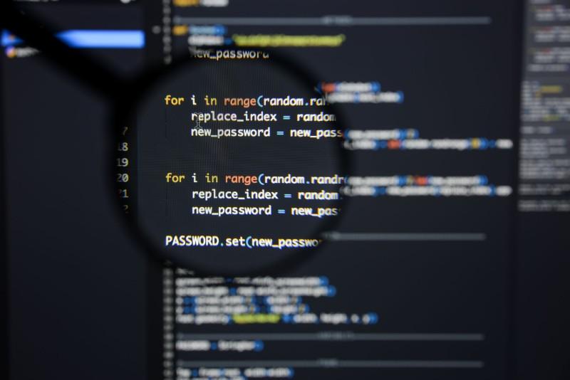 Ejemplo de sintaxis clara y sencilla, una de las ventajas de Python
