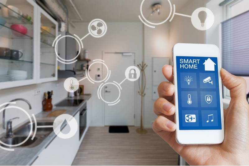 Big Data e IoT contribuyen al desarrollo de soluciones de domótica para el hogar